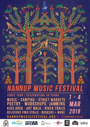 NannupMusicFestival for Facebook
